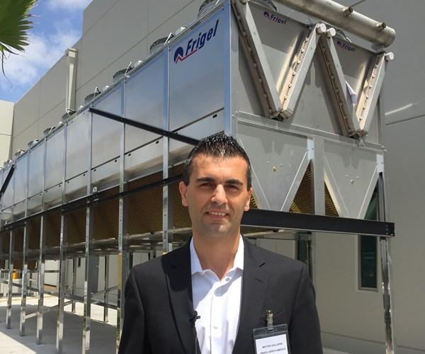Matteo Gallerini, Presidente de Frigel Norteamérica