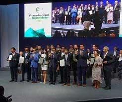 FUMEC recibe el Premio Nacional del Emprendedor