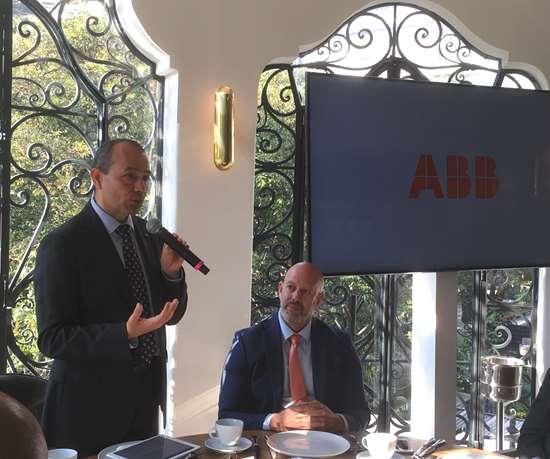 Vicente Magaña, director general de ABB México