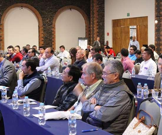 La conferencia técnica Inyección 360 grados es un evento único en la República Mexicana