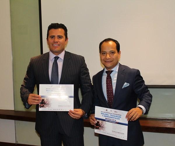 René Mendoza y Eduardo Medrano