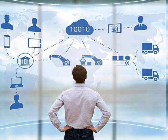Industria 4.0 - Entramado digital