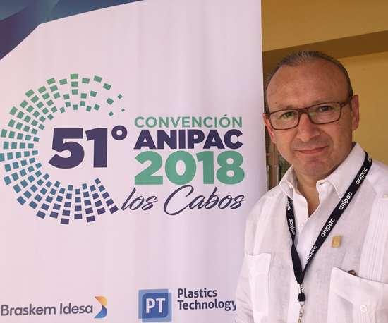 Ing. Aldimir Torres Arenas, presidente de ANIPAC 2018 -2019