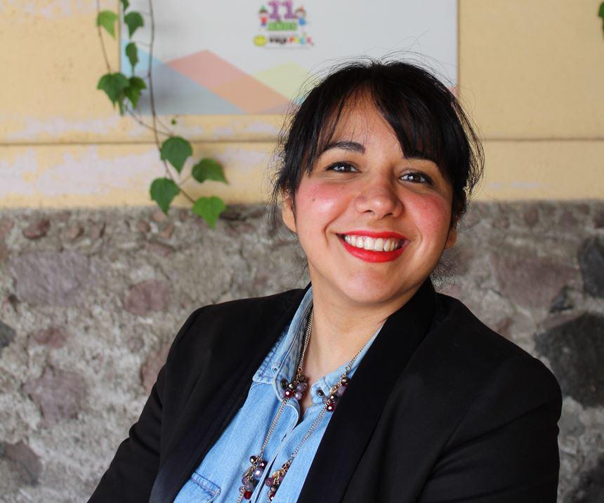 Consuelo Aguilar, gerente de Gestión Tecnológica e Innovación