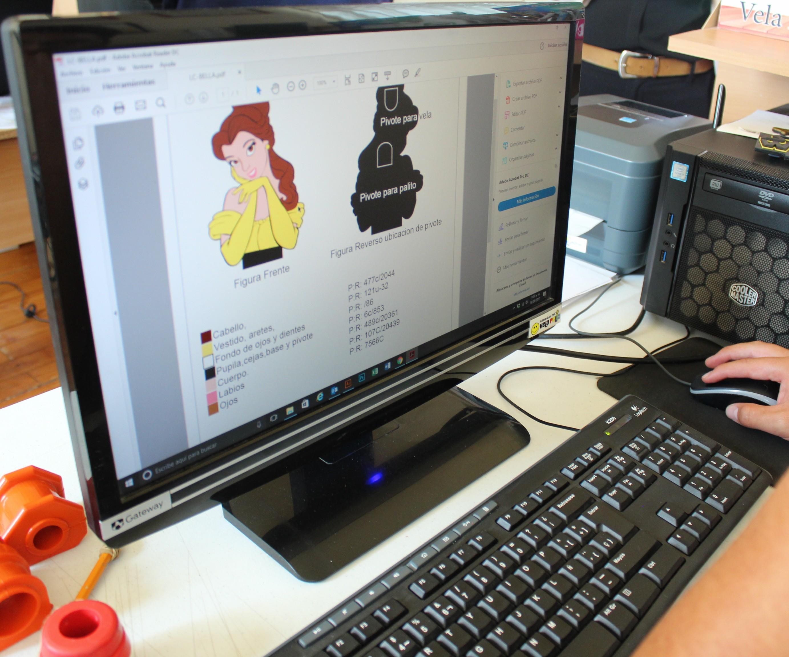 INOVATEC 3D obtuvo la certificación internacional Estándares Laborales Internacionales (ILS, por sus siglas en inglés) de la compañía Walt Disney que pocas empresas mexicanas reciben.
