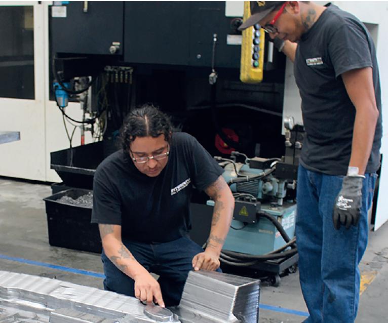 Integrity Tool & Mold de México es uno de los fabricantes de moldes con mayor especializaci