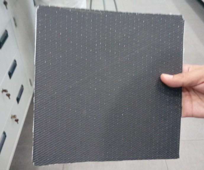 Materiales de fibra de carbono, desarrollados por el CIQA y Laniauto