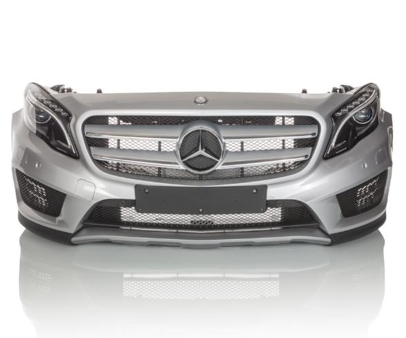 Módulo frontal del Mercedes Benz Clase A