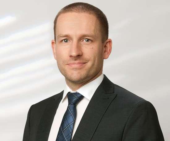 Michal Prochazka, responsable de la unidad de negocio de KEYCYCLE.