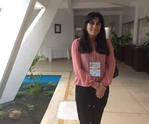 Miriam Flores Merino, Presidenta de Red Biot