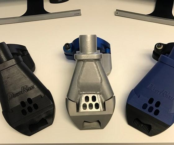 herramienta de Arizona Home Floors en impresora 3D