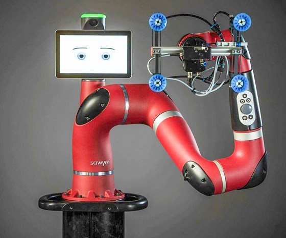 Rethink Robotics de Sawyer