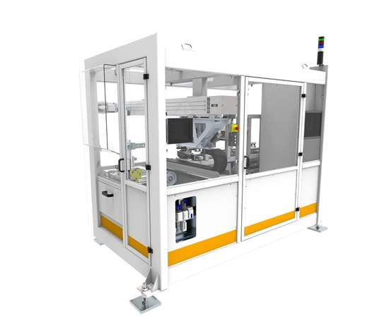 Sistema IML de Beck Automation.