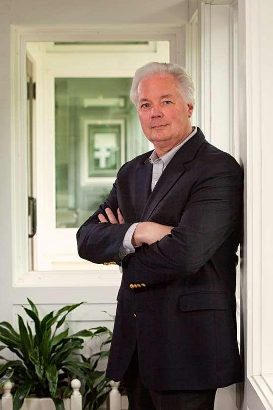 Conrad Bessemer, presidente y CEO de Novatec
