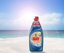 P&G presentó botellaFairy Ocean Plastic