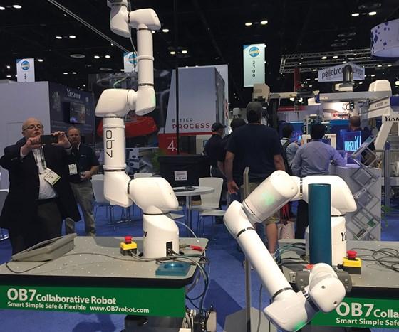 Robots en NPE2018