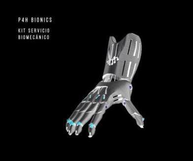 Prótesis biónicas desarrolladas en México