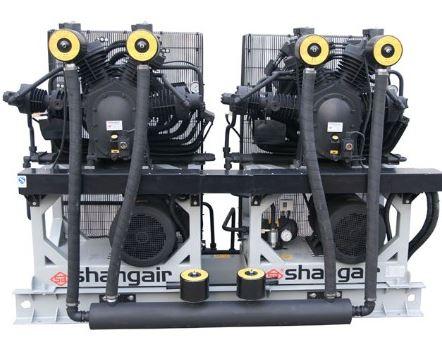 Compresores de aire de Shangair