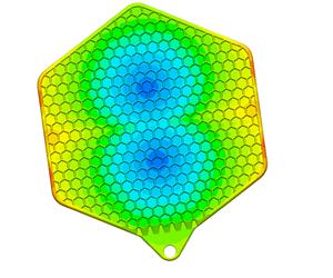 Dimensionamiento virtual para procesos de LSR