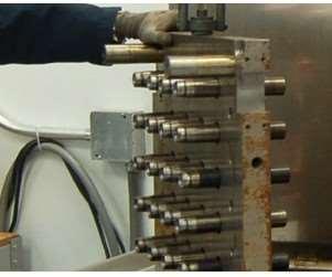 Cursos certificados sobre enfriamiento y mantenimiento de moldes