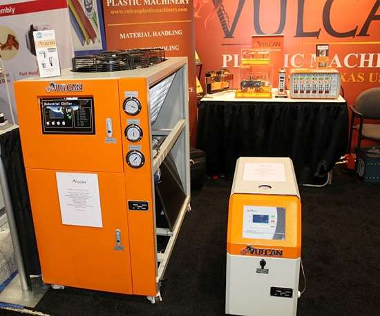 Vulcan Plastic Machinery