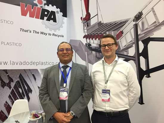 Carlos García y Patrick Wissing