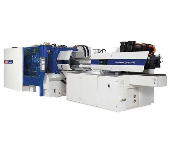 EcoPower Xpress 400, la nueva máquina eléctrica para aplicaciones de empaque de Wittmann Battenfeld.