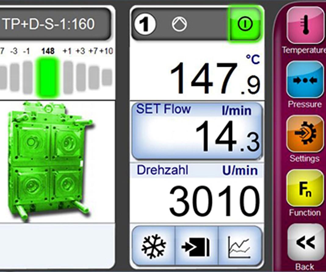 Controladores de temperatura TEMPRO plus D