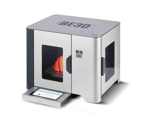 Nueva impresora 3D de Xerox.