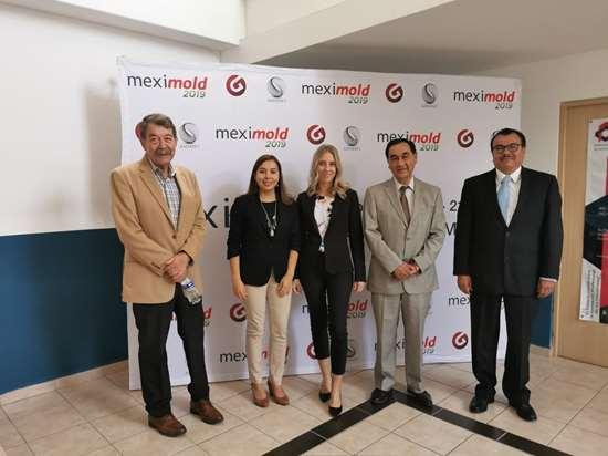 Presentación de Meximold en Querétaro.