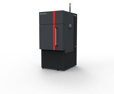 Schwing presenta un nuevo sistema automático de pirolisis al vacío para la limpieza de residuos plásticos de moldes y componentes.