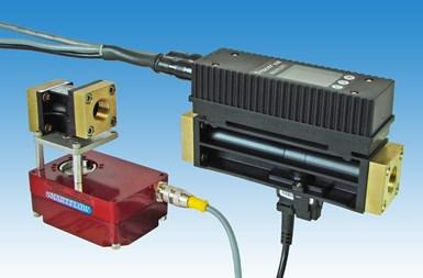 El TracerVMA de Burger & Brown con AutoReg se puede conectar a sistemas de adquisición de datos o PLC para proporcionar a los moldeadores datos estadísticos en tiempo real de la temperatura y flujo del proceso.