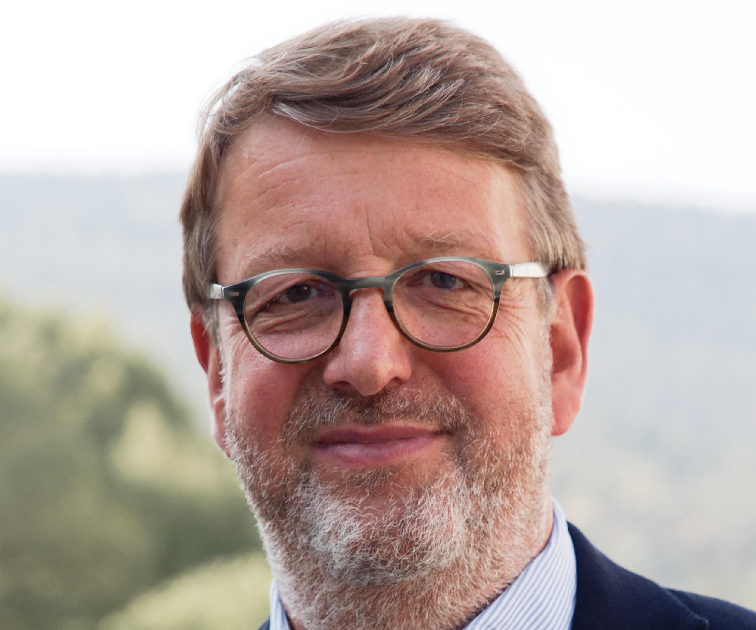Korbinian Kiesl, presidente de Billion SAS.