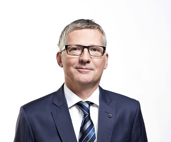 Manfred Hackl, CEO EREMA Group