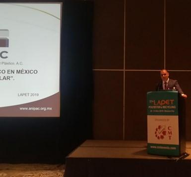 Raúl Mendoza, director general de ANIPAC.