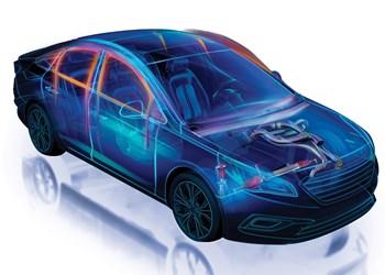 Un nuevo espectro de color de PP, deExxonMobil, está inspirando la creación de soluciones de diseño originales para piezas de interiores de automóviles, manteniendo al mismo tiempo los beneficios de rendimiento.