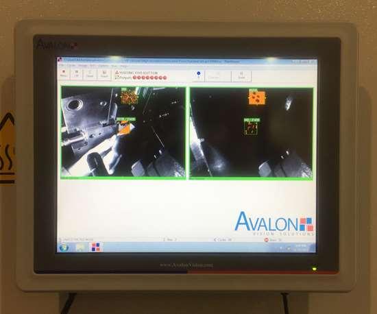 Sistema para visión de moldes, de Avalon