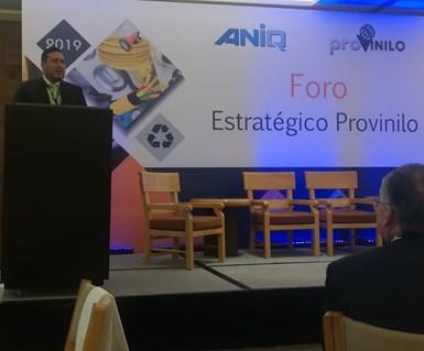 Luis Gil, especialista División Químicos en Construcción BASF Mexicana.