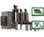 Sistema de preacondicionamiento y manejo de resina ResinWorks,de Conair.
