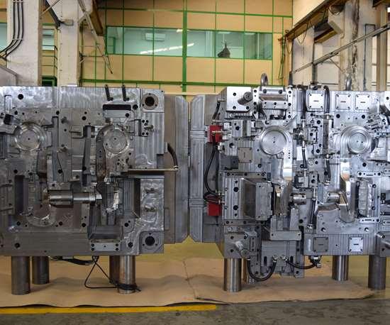 Reparación y fabricación de moldes en México
