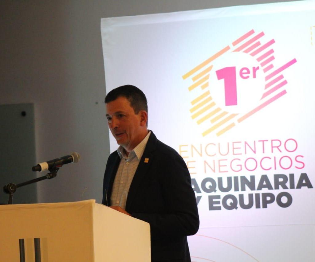David Félix, presidente de la sección de maquinaria y equipo de Anipac