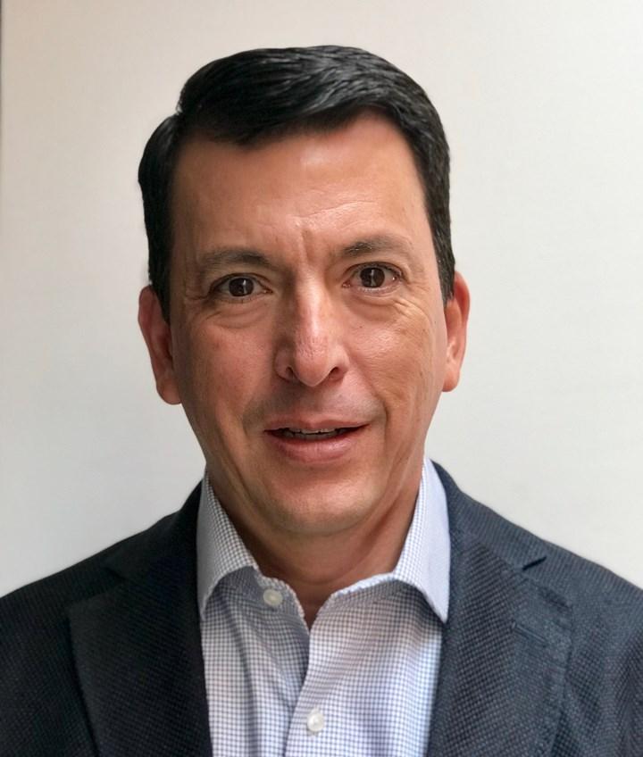 Ing. David Félix Troche, presidente de la sección Maquinaria y Equipo de la ANIPAC
