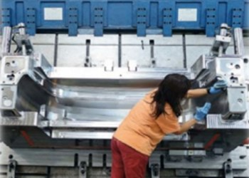 Moldes para inyección de polímeros