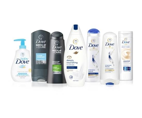 Dove afirma tenermás de cien iniciativas en curso en todo el mundo dedicadas a abordar los desechos plásticos.