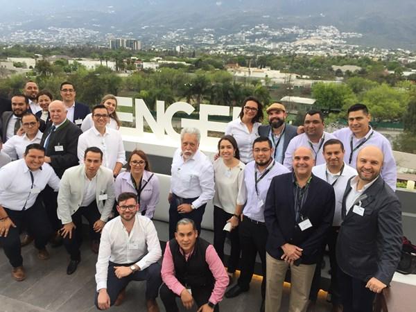 Open House de la nueva oficina de ENGEL, en Monterrey (Nuevo León)