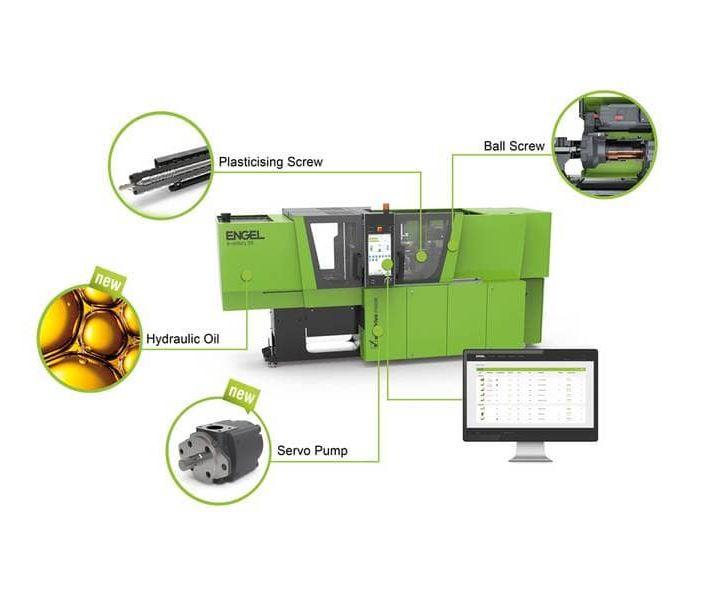 Concepto tecnológico de Engel para la fábrica inteligente
