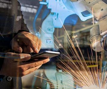 La transformación digital en la industria manufacturera