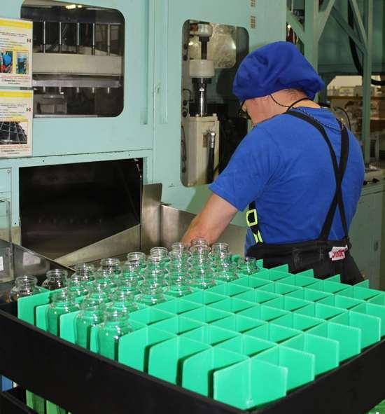 Botellas fabricadas con Tritan