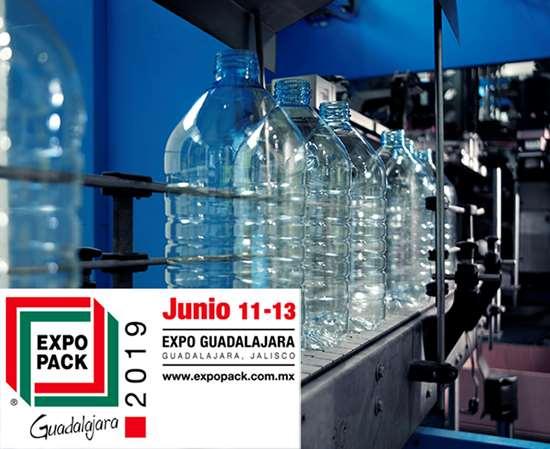 Las innovaciones presentes en Expo Packabarcan tecnologías para empaques biodegradables,empaques livianos, empaques y materiales reciclables;