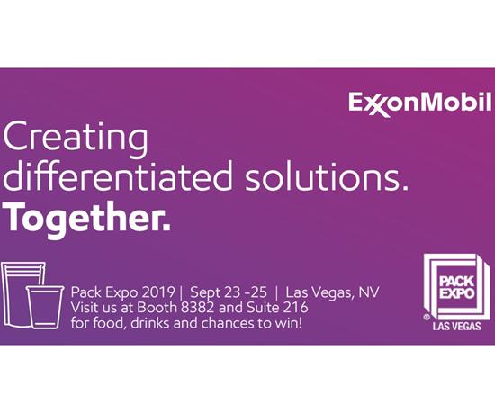 Las soluciones reciclables de embalaje laminado de polietileno completo (PE), presentadas por ExxonMobil en Pack Expo,contienen Exceed XP, Exceed y los polímeros de PE de rendimiento Enable, los cuales ayudan a superar los problemas de reciclaje asociados con estructuras laminadas convencionales.